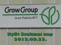 Grow Group nyilt nap 2012.09.22.